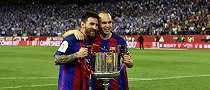Messi Gemilang di Final Copa del Rey, Enrique: Dia Makhluk Luar Angkasa