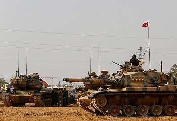 Turki derita korban tewas terbanyak dalam pertempuran sehari melawan kelompok ISIS