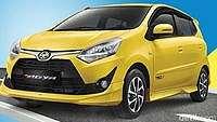Toyota Targetkan Agya Baru Terjual 3.000 Unit per Bulan