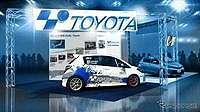 Mobil Toyota Karya Desainer Wanita