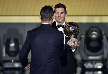 Sergi Roberto: Cristiano Ronaldo Tak Bisa Dibandingkan dengan Messi