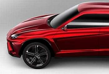 Lamborghini Berencana Luncurkan SUV Bertenaga Hybrid
