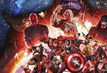 Karakter-Karakter Marvel Cinematic Universe yang Akan Hadir di Avengers: Infinity War (2)