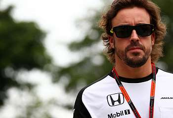 Rosberg: Saya Ingin Alonso Membalap untuk Mercedes