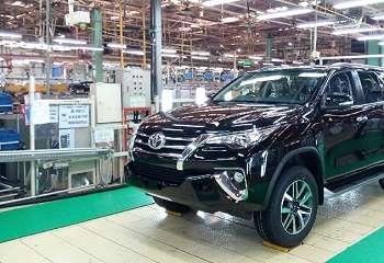 Kendaraan SUV Jadi Pasar Gemuk di Indonesia