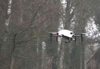 Wow, Pengusaha Ini Rancang Drone untuk Deteksi Kotoran