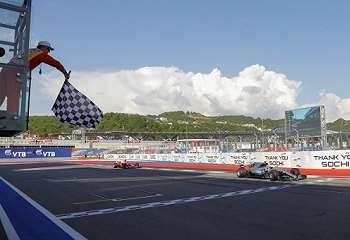 Memiliki Pemandangan Bagus di Siang Hari, GP Rusia Tolak Rencana F1 Lakukan Balapan Malam