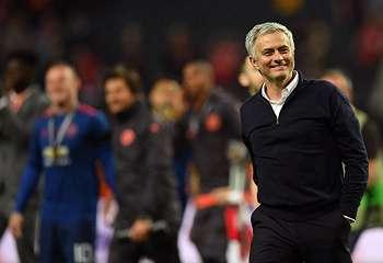 Mampu Juarai Liga Eropa 2016-2017, Smalling: Mourinho Tak Banyak Berbicara Sebelum Laga